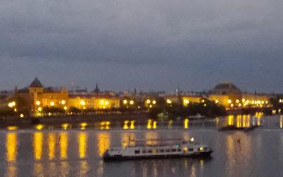 Офорты. Прага