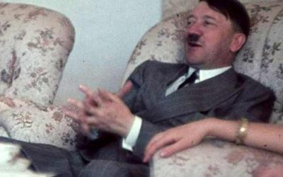 Что ел Адольф Гитлер?